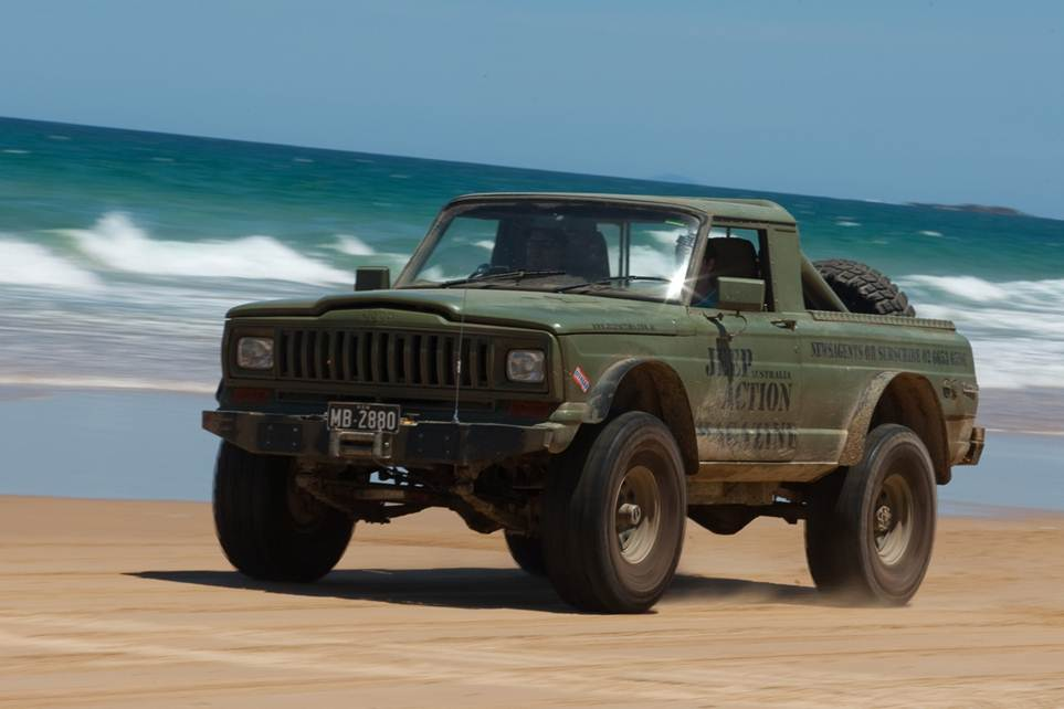 Jeep J10 For Sale Cherokee Chief cut down Truck conversion