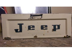 J10/J20 and Grand Wagoneer parts for sale