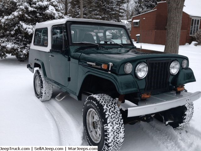 Click here to see this Jeep and the huge selection of other Jeeps that are For Sale Now!