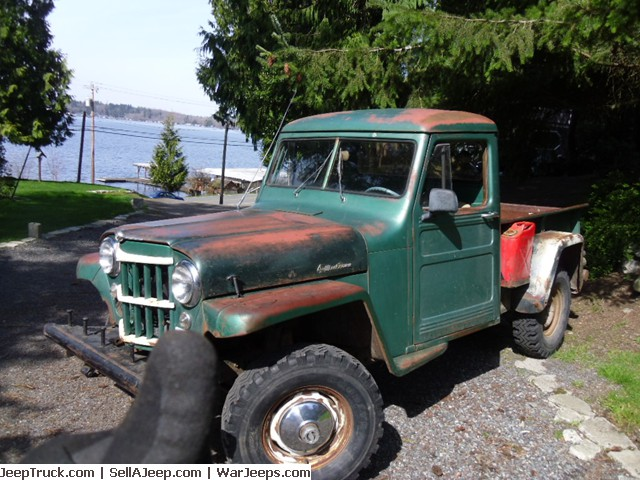 Willys Jeep Truck For Sale >> SAM_1578