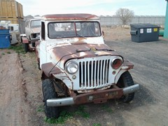 '47-'50 Jeep Willys 4x4 Pick-up