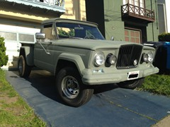 1965 Jeep Gladiator J-2500 Thriftside