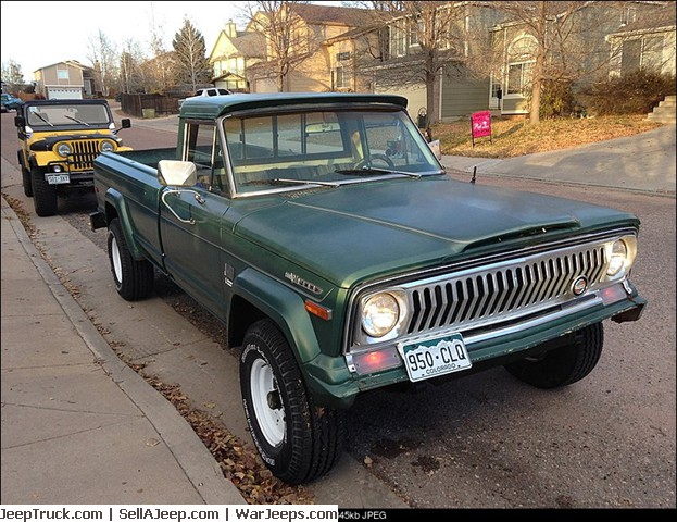 Used jeeps and jeep parts for sale 1973 jeep gladiator j4000 jeep truck1waf34l jeep truck2rejo0b jeep truck32aahde publicscrutiny Image collections