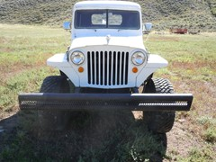 48 Willys Jeep Truck