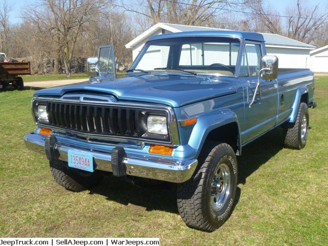 Jeep J20 For Sale >> 51830003 (1)