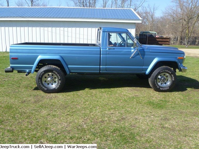 Jeep J20 For Sale >> 51830010