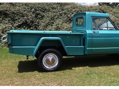 Rare Jeep Gladiator Flare Side Bed