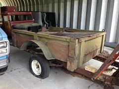 M715 Truck Bed
