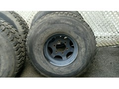 M715 / M725 WHEELS 7 TIRES