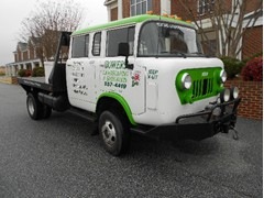 1964 Jeep Forward Control M-677 Truck