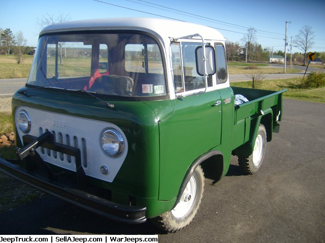1957 FC-150 Jeep