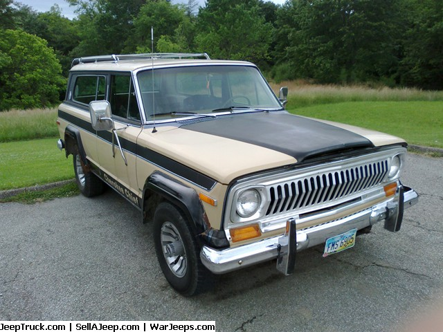 1977 Jeep Cherokee Chief Parts http://jeeptruck.com/sale/sale.html