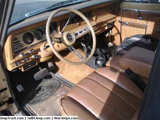 Used Jeeps Near Me >> Driver interior
