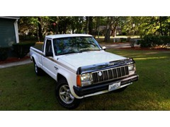 1988 Jeep Comanche Olympic Edition