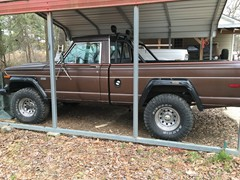 1978 Jeep Golden Eagle J-10