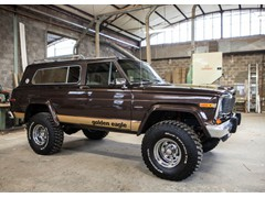 1979 Cherokee Golden Eagle