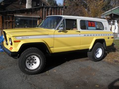 '77 Cherokee Chief Sport