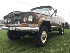 1969 Jeep Gladiator Detroit 3-53 diesel