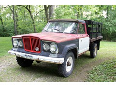 1963 J300 Stake Bed