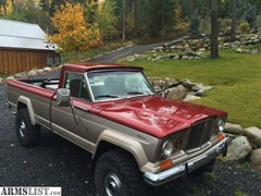 1966 Kaiser Jeep Gladiator Pickup
