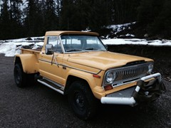 1978 Jeep J 20 Quadratrac