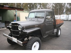 1954 Willys Pickup (Diesel)