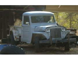 1947 Willys Jeep pickup