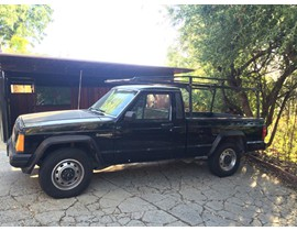 1989 Jeep Comanche - Low Miles!