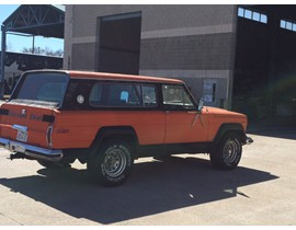 1978 Jeep Cherokee Chief Sport