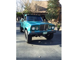 1969 Jeep Gladiator J2000 350 V8 Pickup Truck