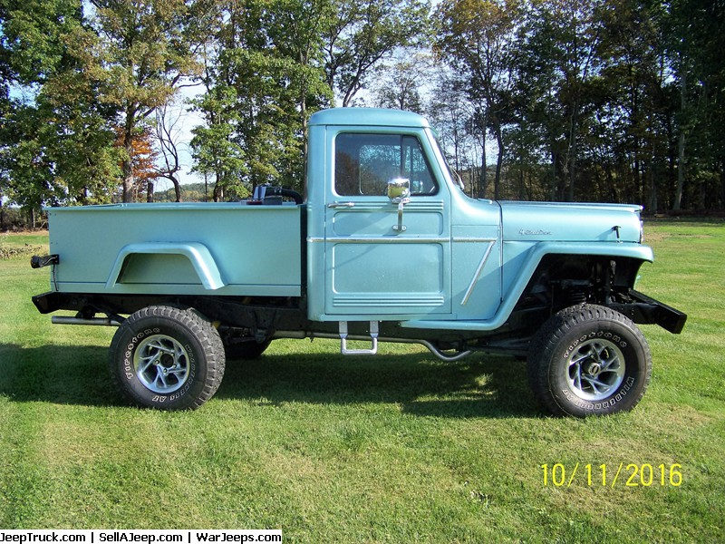 Used Jeeps For Sale In Pa >> 1963 Willys Jeep Pickup 5