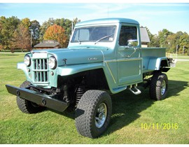 1963 Willys Jeep Pickup