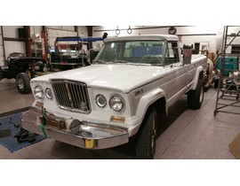 Loaded Clean Original California 1966 Kaiser Jeep Gladiator