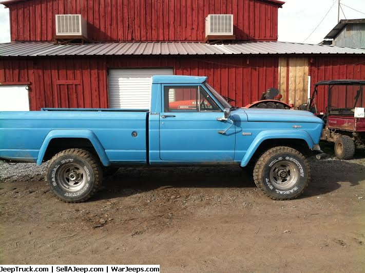 Used Jeeps For Sale >> 1968 Jeep Gladiator 9