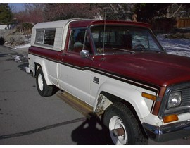 1979 Jeep J10 4X4 4 speed 54,266 miles Survivor?