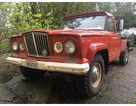 1968 Jeep Gladiator pickup