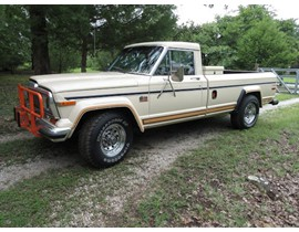 1984 Jeep J20, Sharp, Original Truck!