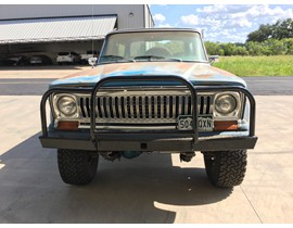 77' Cherokee Z code Levi Edition