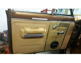 Golden Eagle Door Panels
