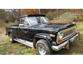 1977 Jeep J10 Honcho Original