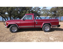 1982 Jeep J10 Laredo Fresh Restoration
