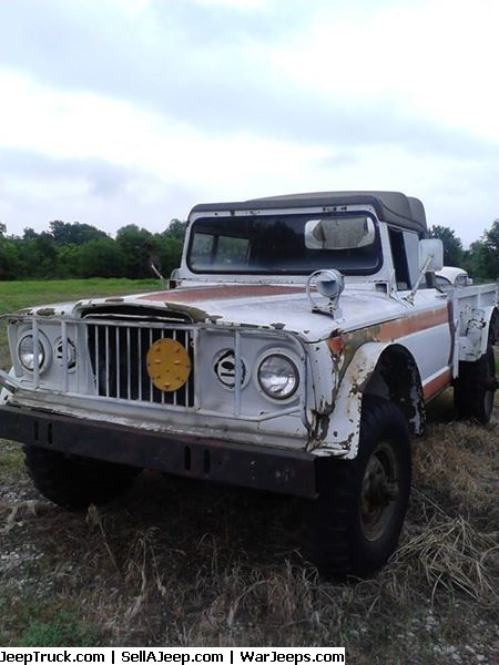 M Kaiser Jeep Cargo Truck on 1968 Jeep Kaiser M715 For Sale