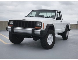1990 Jeep Comanche 6cyl 4x4 shortbed SOLID