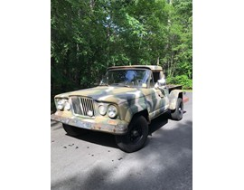 1965 J200 Gladiator Thrift Side Short Bed