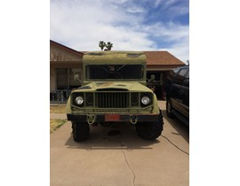1968 Jeep Kaiser M725 Ambulance 4x4