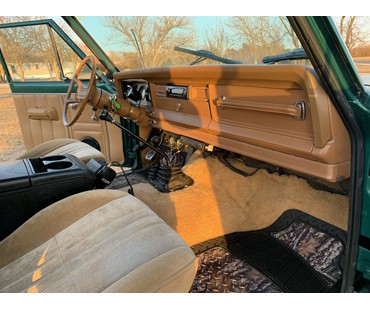 1980 Jeep J10 Short Bed