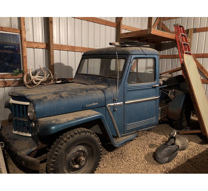 1961 Willys Jeep Truck