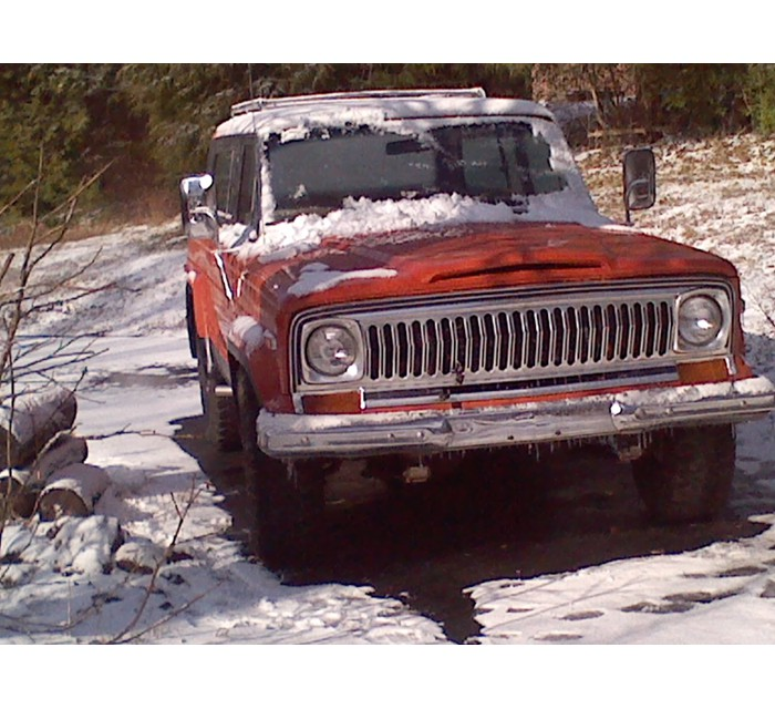 1976 Cherokee Chief with T-18