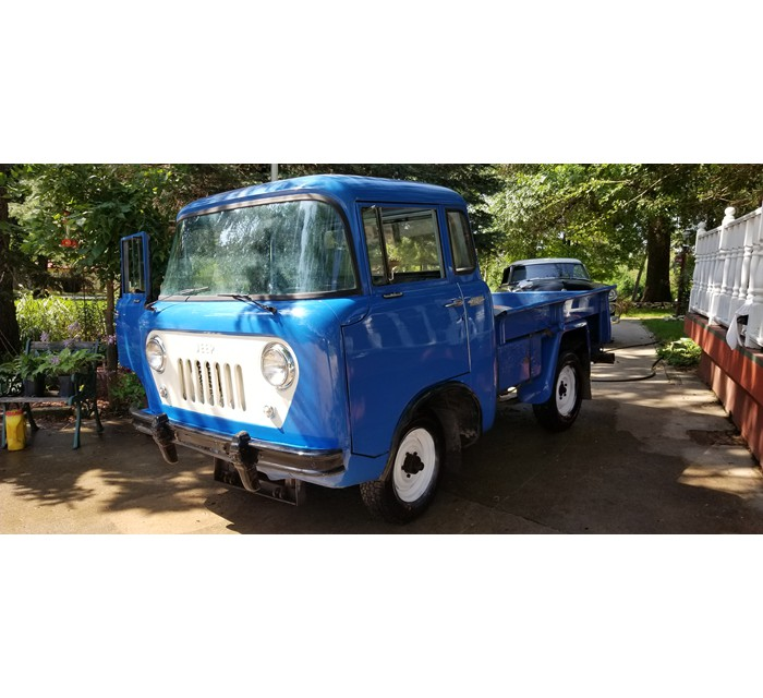 1957 Willys Jeep Forward Control 4x4 Pickup
