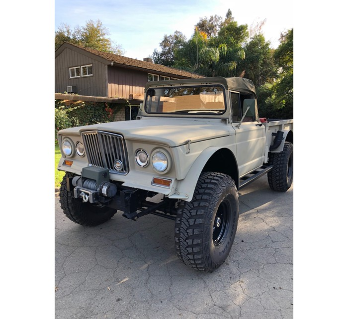 Jeep M715 For Sale Canada